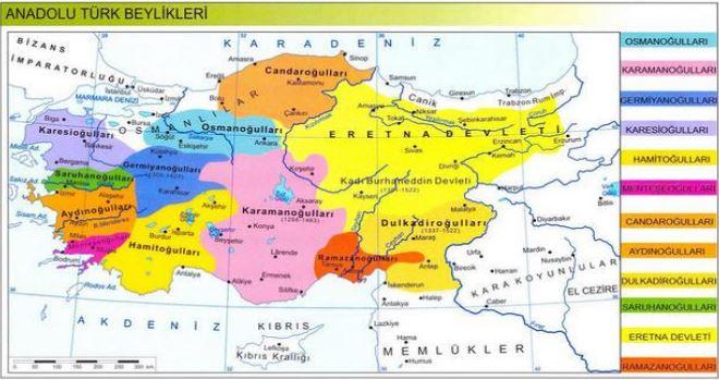 Osmanlı Devleti Kuruluş Dönemi - Osmanlı Devleti