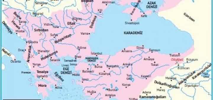 Fatih ve II. Bayezid Dönemi Osmanlı Devleti