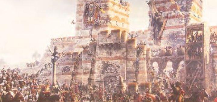 İstanbul kuşatması (Temsilî)