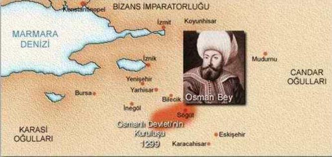 Osman Bey Dönemi