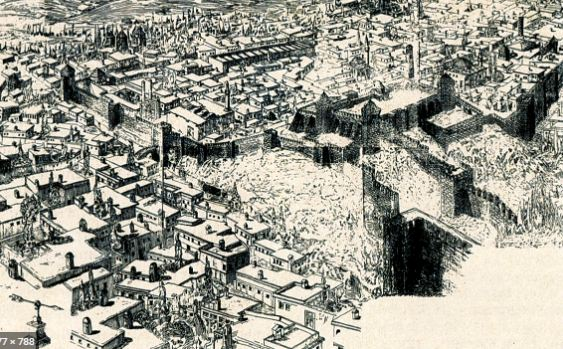Osmanlı Devleti Zamanında Erzurum